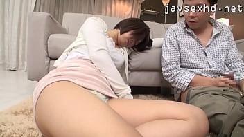 Стандартный перепихон с японкой в массажном кабинете