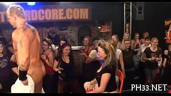 Новогодний секс в диско баре вип персон
